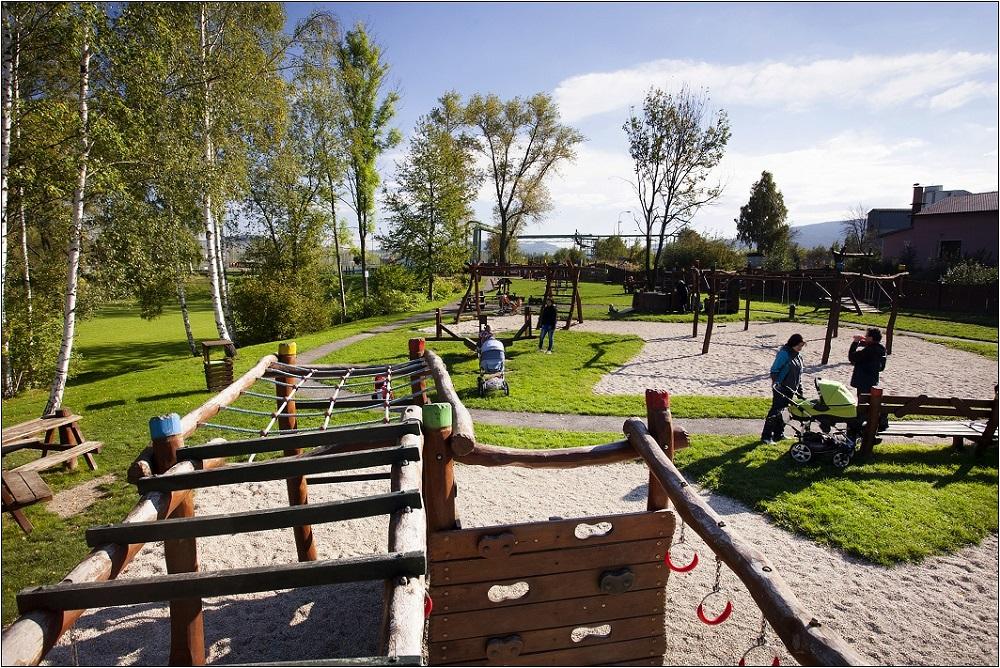 Hřiště Sport Park Liberec