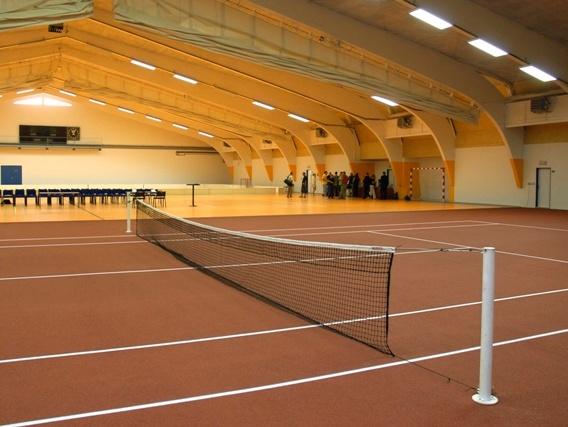 Tenis indoor - Sport Park Liberec