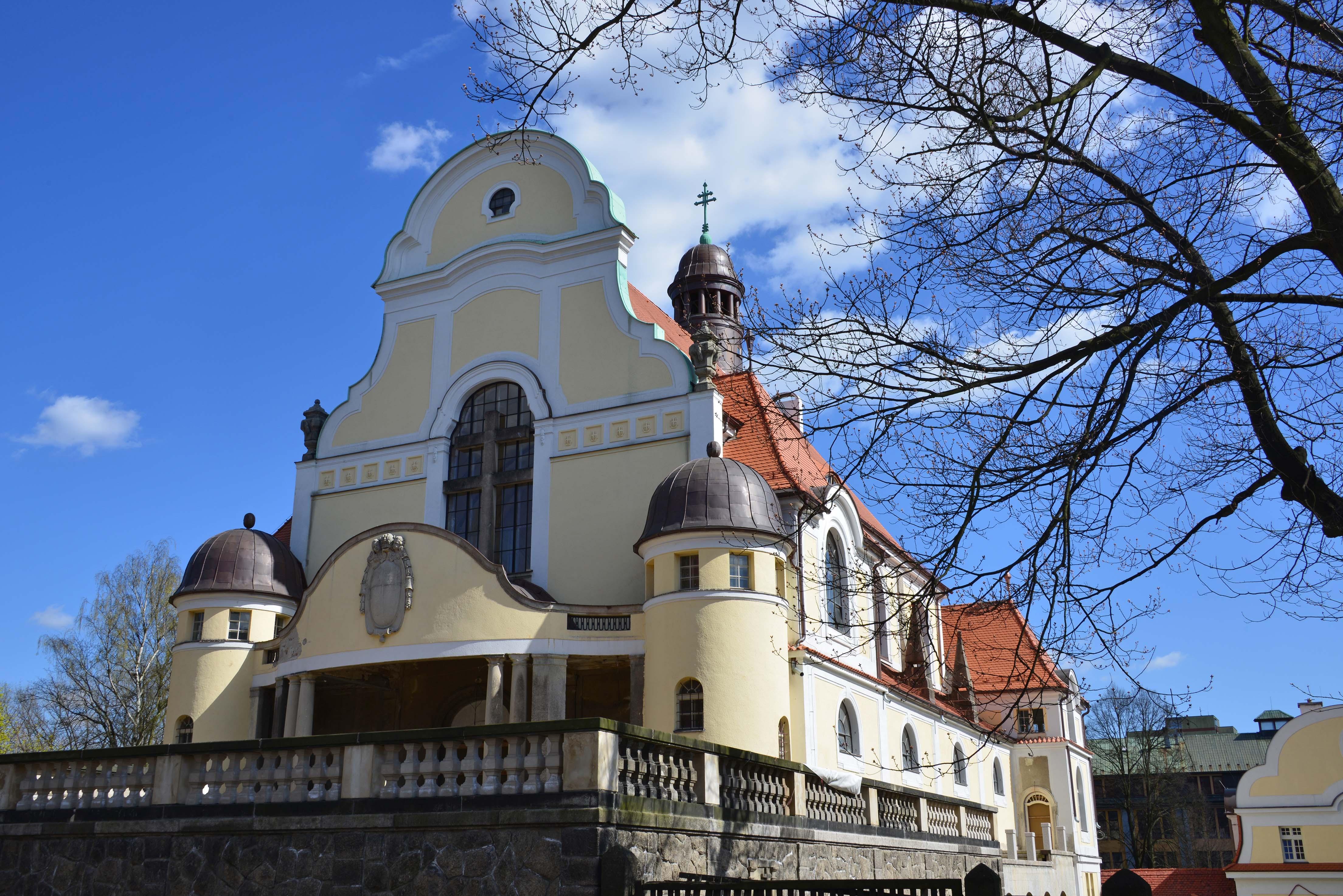 Kostel Máří Magdaleny
