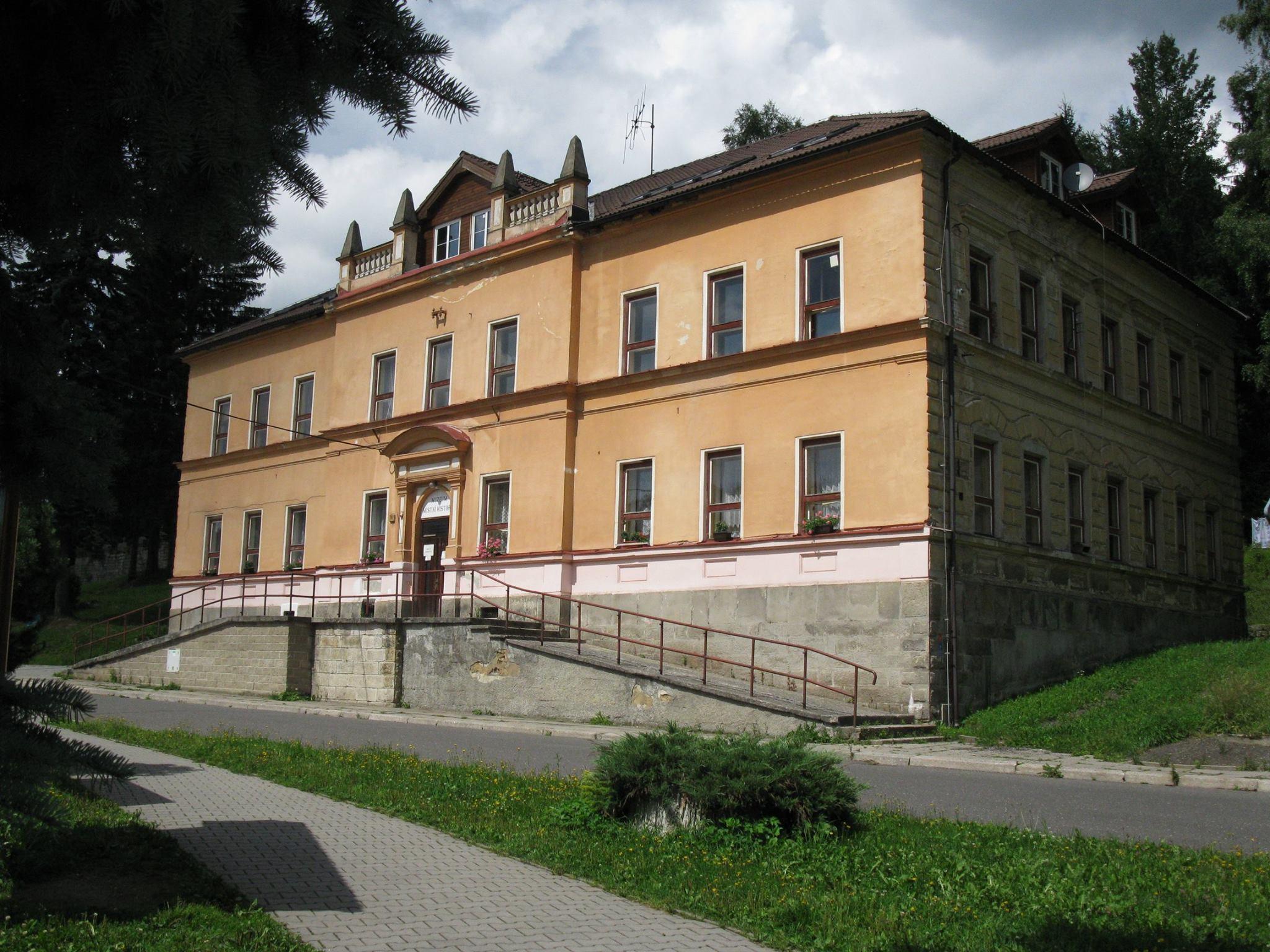 Informační centrum a Muzeum místní historie Josefův Důl čp.210