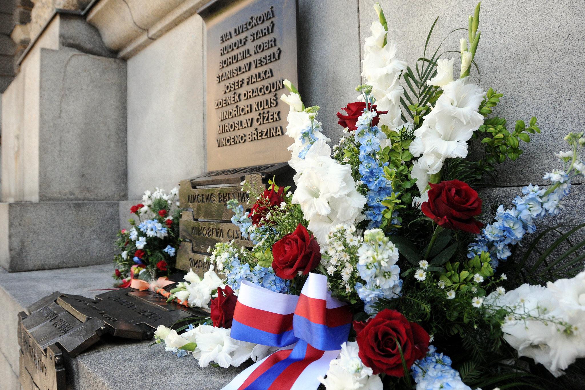 Pomník obětem 21. srpna 1968
