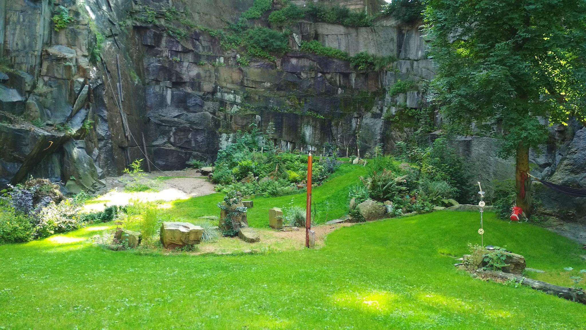 Horolezecká aréna