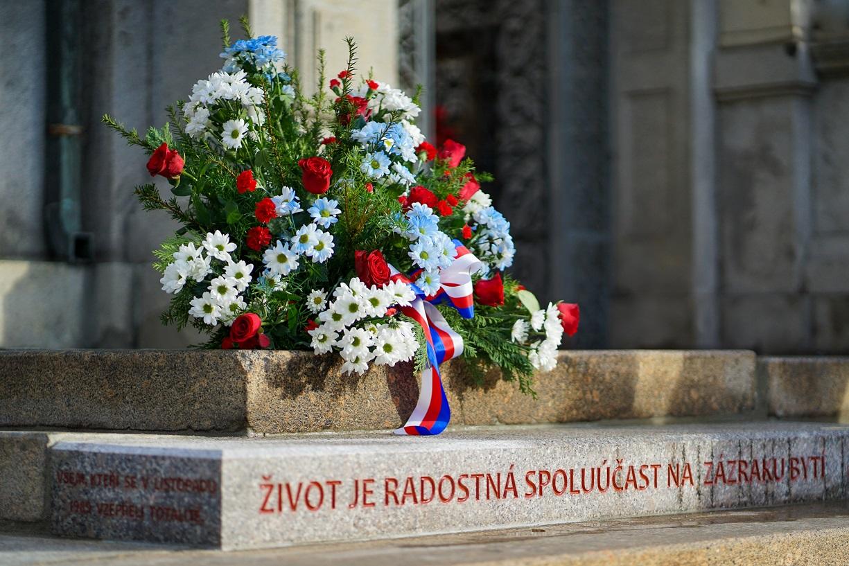 Památník událostí 1989