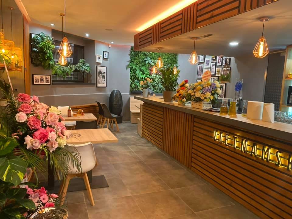 Pravá vietnamská restaurace