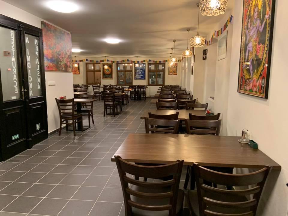 Restaurace Sagarmatha