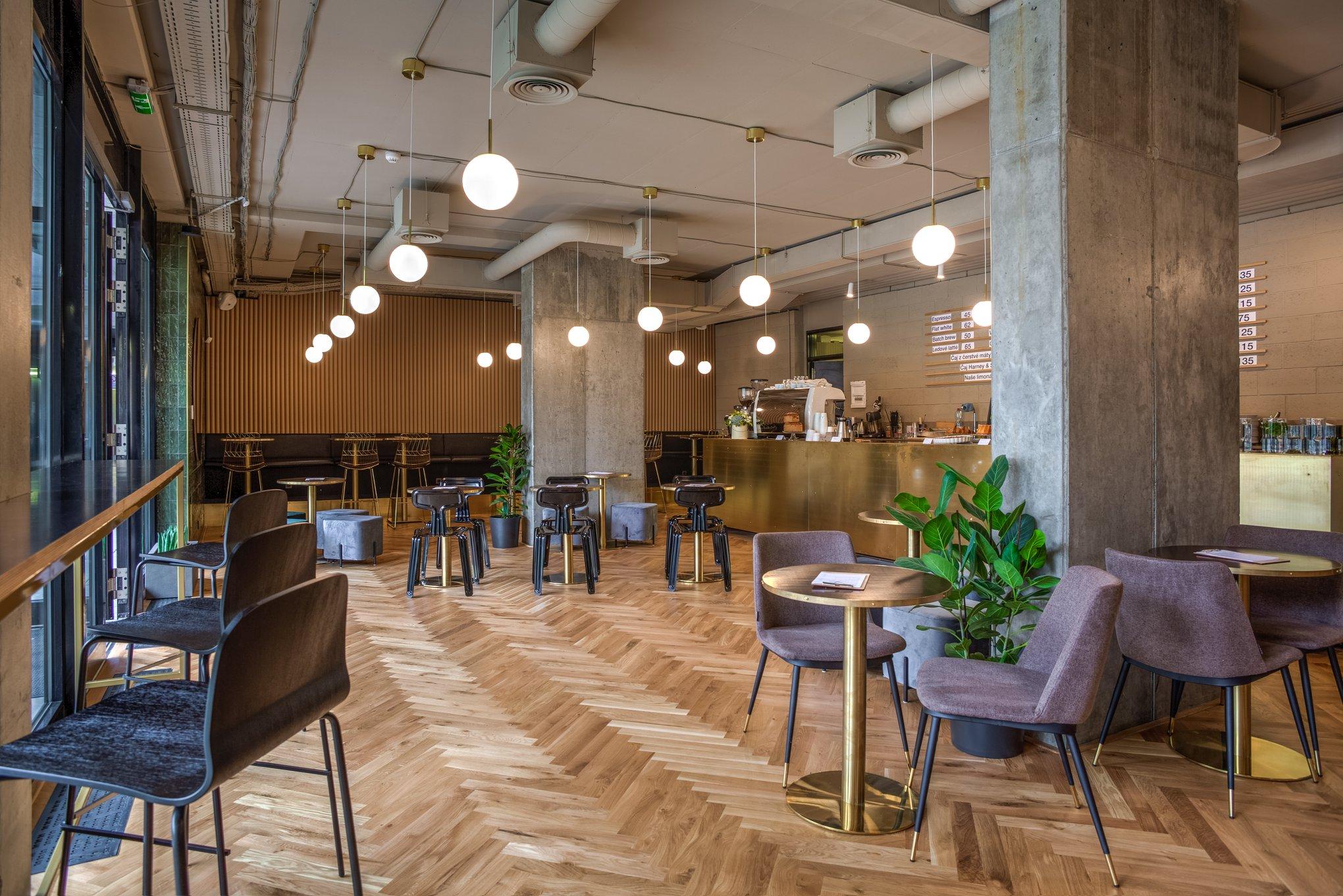 Kavárna Bez konceptu 101010