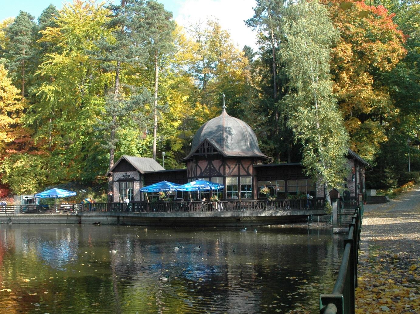 Rybářská bašta Liberec