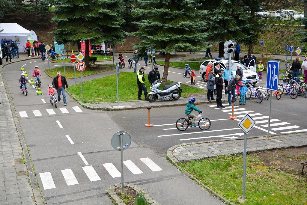 Dětské dopravní hřiště
