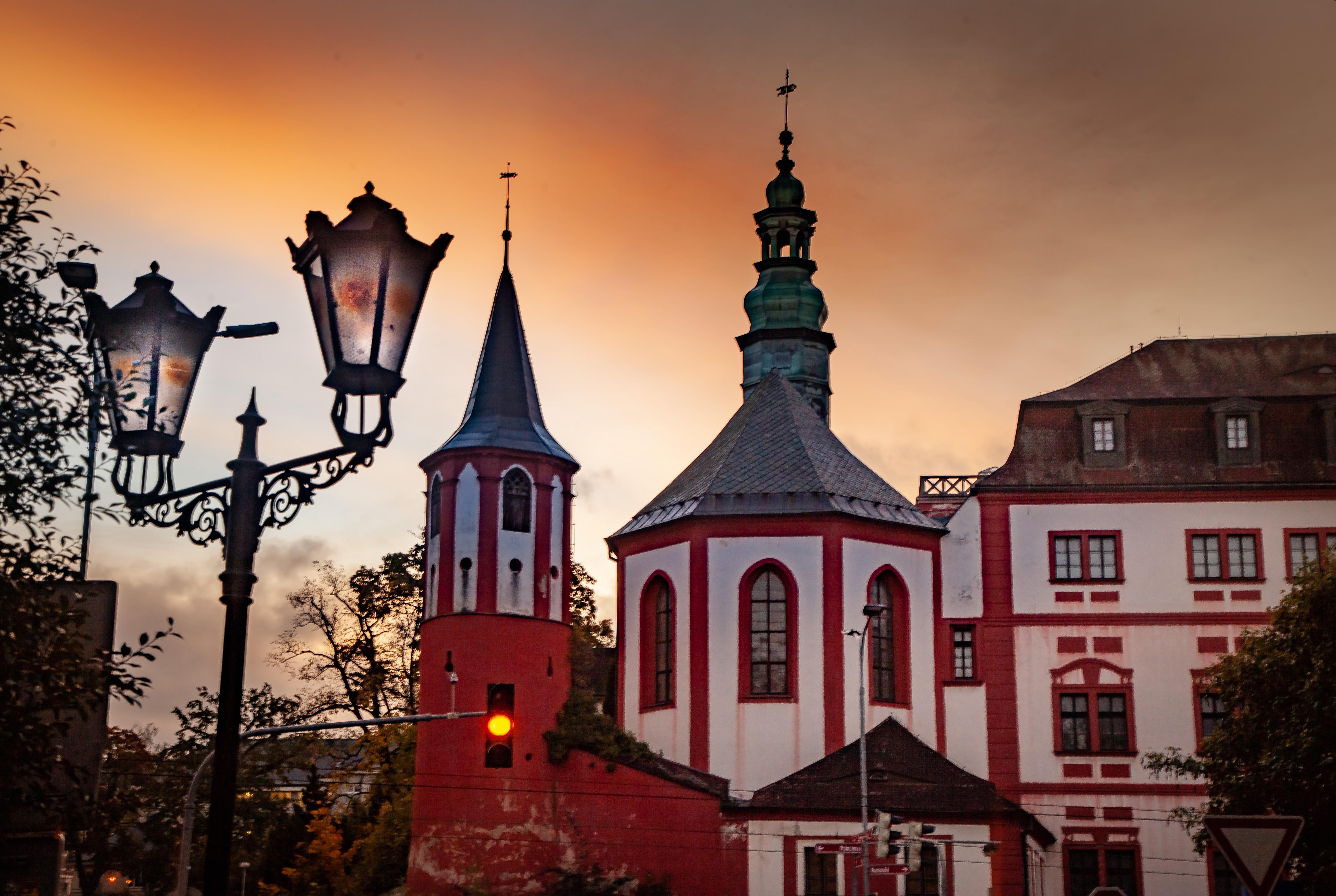 Zámek Liberec