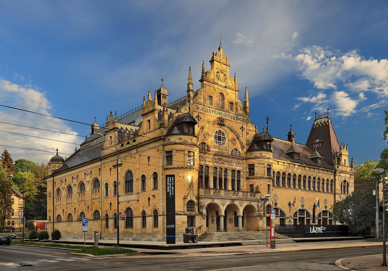 Oblastní galerie Liberec - Lázně
