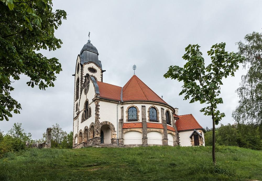 Kostel Panny Marie U Obrázku