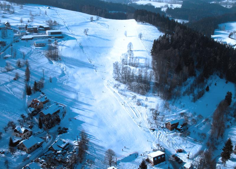 Ski areál Plavy
