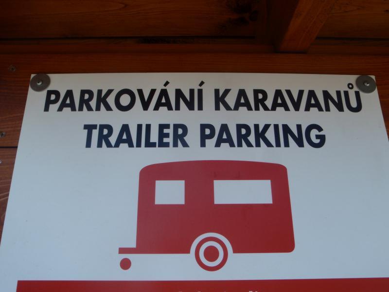 Karavan kemp - Obří sud Javorník