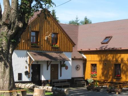 Česká chalupa
