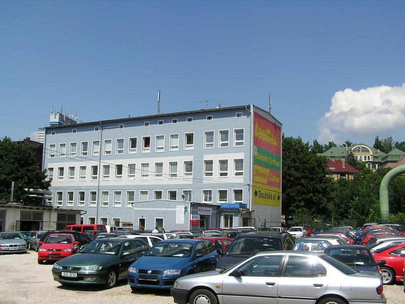 Ubytovna Košická