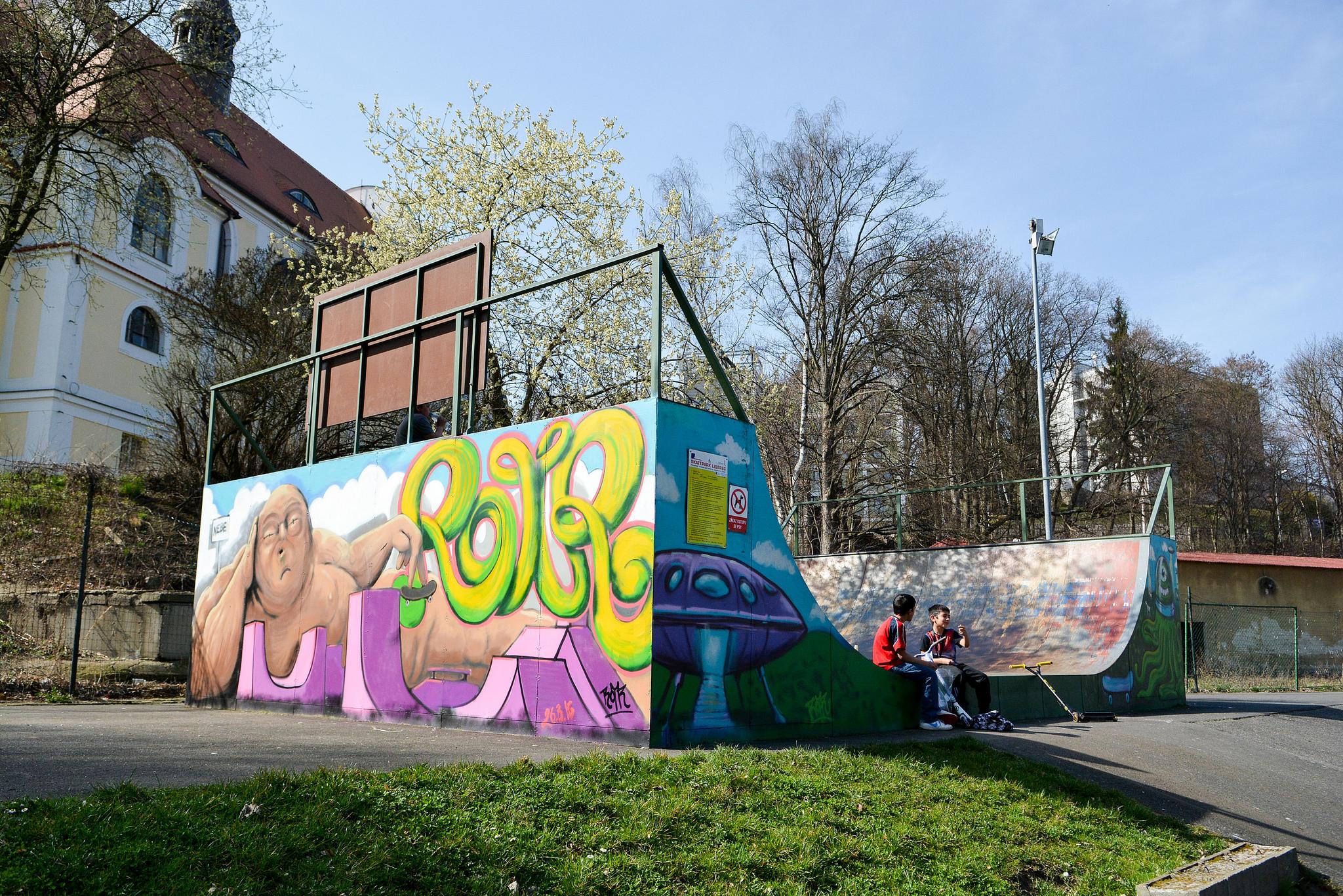 Skatepark Liberec