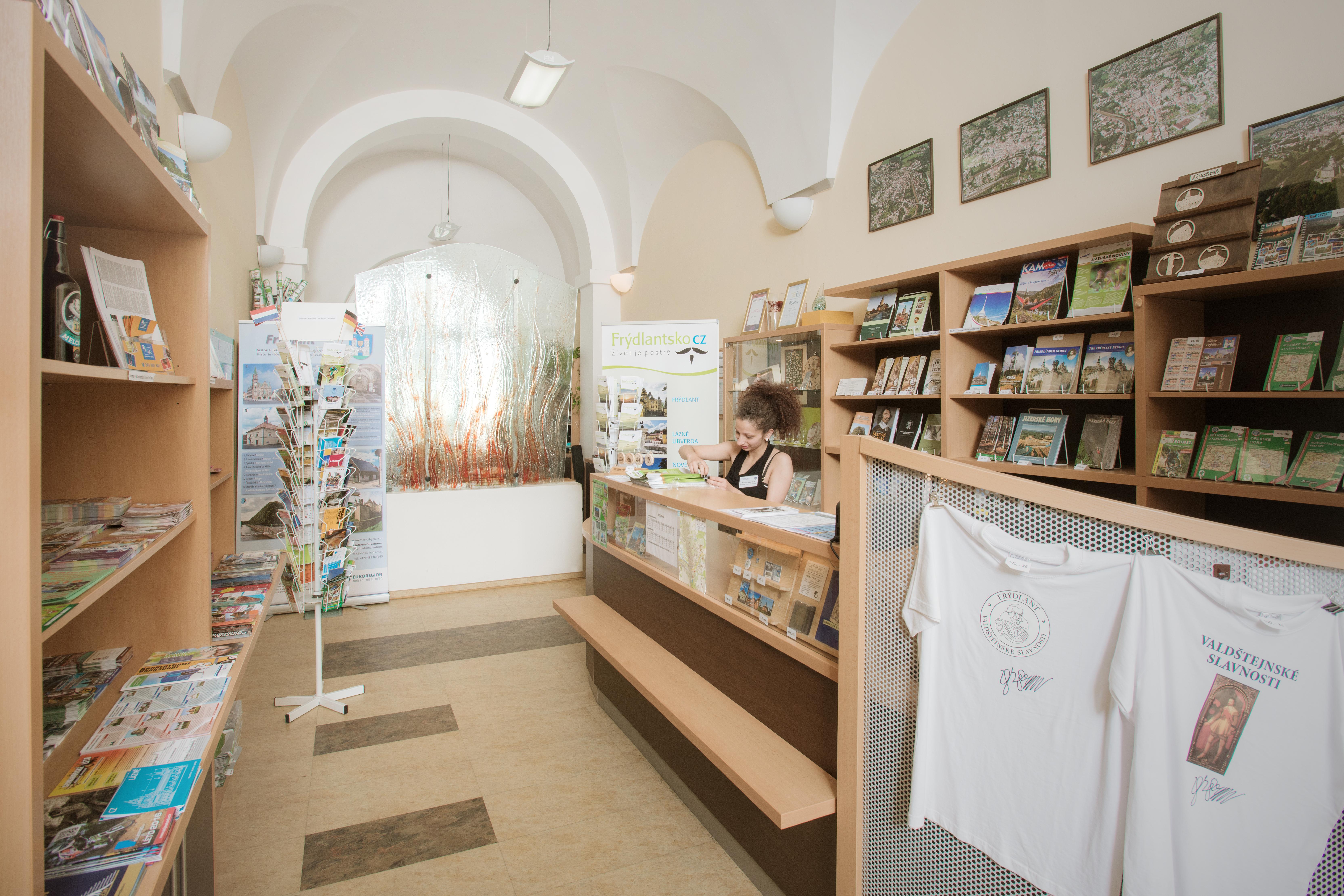 Turistické informační centrum Frýdlant