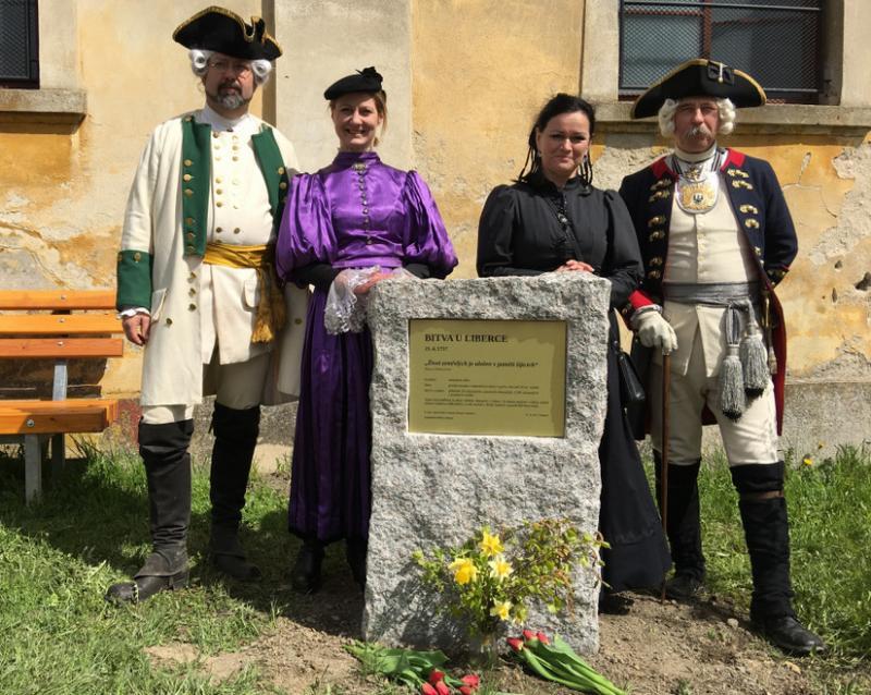 Památník Bitva u Liberce
